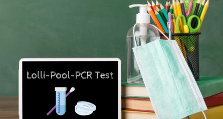 Lolli-Pool-PCR Test & probatix
